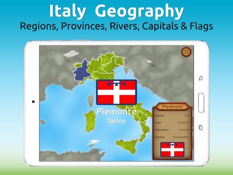 GeoExpert - Italy Geography screenshot 5