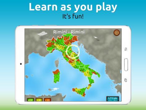 GeoExpert - Italy Geography screenshot 6