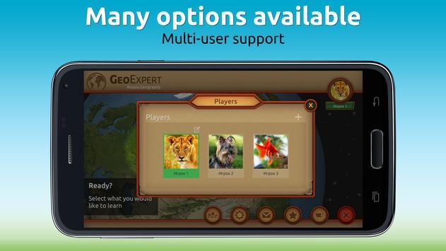 GeoExpert - Russia Geography screenshot 3