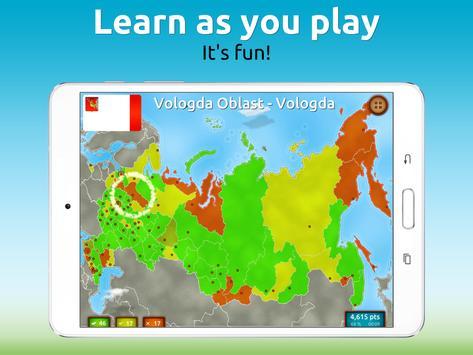 GeoExpert - Russia Geography screenshot 11