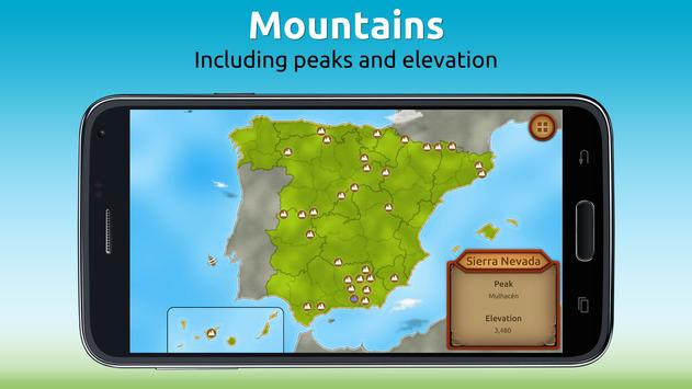 GeoExpert - Spain Geography screenshot 5