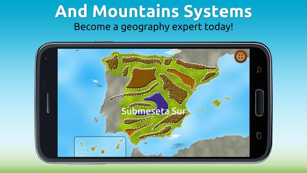 GeoExpert - Spain Geography screenshot 6