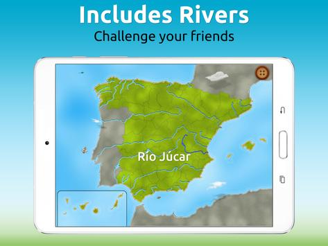 GeoExpert - Spain Geography screenshot 17
