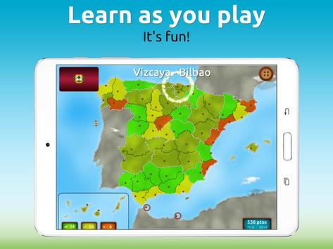 GeoExpert - Spain Geography screenshot 15