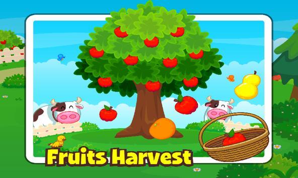 Marbel My Favourite Fruits screenshot 1