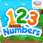 Marbel - Learn Numbers Through Playing icon