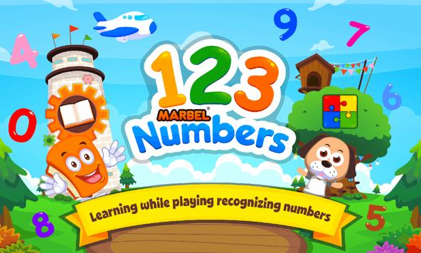 Marbel - Learn Numbers Through Playing screenshot 9