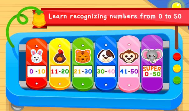 Marbel - Learn Numbers Through Playing screenshot 11