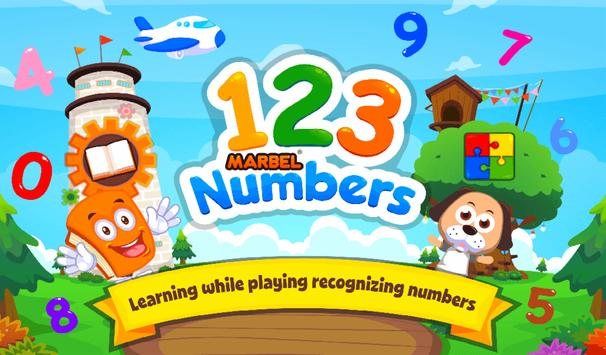 Marbel - Learn Numbers Through Playing screenshot 14