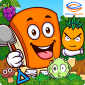 Marbel Fun Vegetable and Fruits icon