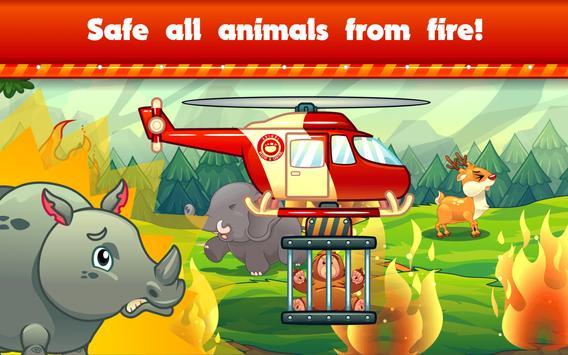 Marbel Firefighters - Kids Heroes Series screenshot 3