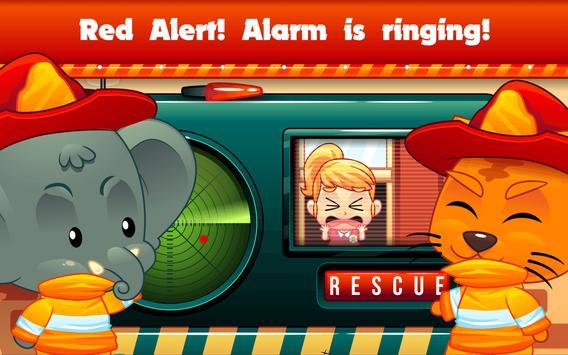 Marbel Firefighters - Kids Heroes Series poster