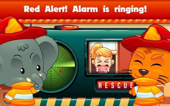 Marbel Firefighters - Kids Heroes Series screenshot 10