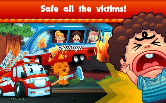 Marbel Firefighters - Kids Heroes Series screenshot 2