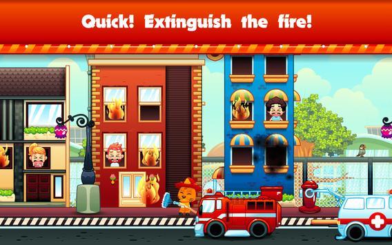 Marbel Firefighters - Kids Heroes Series screenshot 4