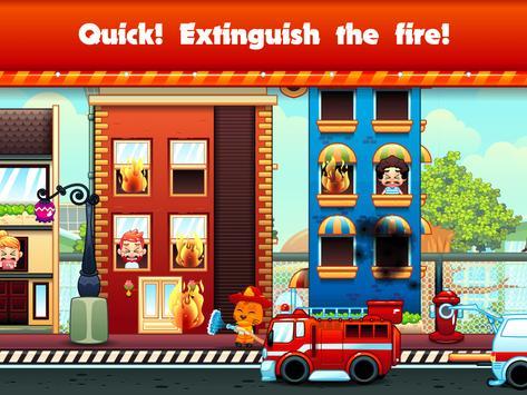 Marbel Firefighters - Kids Heroes Series screenshot 9
