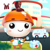 Marbel - Hospital Adventure icon