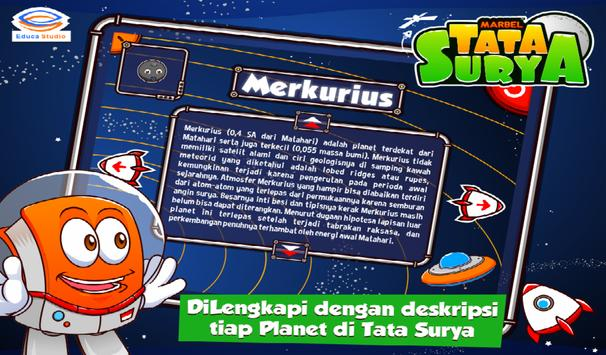 Marbel Tata Surya screenshot 12