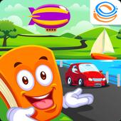 Marbel Transportasi - Belajar Sambil Bermain icon