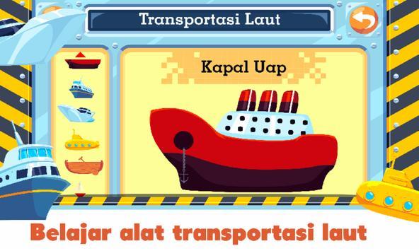 Marbel Transportasi - Belajar Sambil Bermain screenshot 3