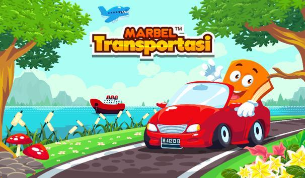 Marbel Transportasi - Belajar Sambil Bermain screenshot 10