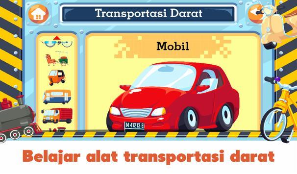 Marbel Transportasi - Belajar Sambil Bermain screenshot 11