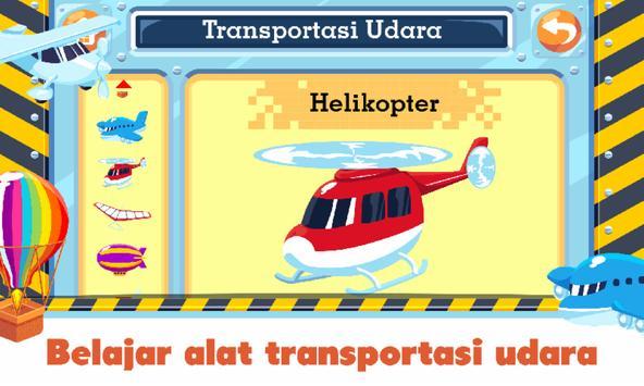 Marbel Transportasi - Belajar Sambil Bermain screenshot 2