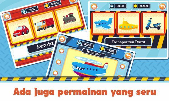 Marbel Transportasi - Belajar Sambil Bermain screenshot 9