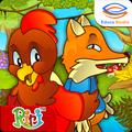 Cerita Anak: Ayam Cerdik dan Rubah Licik