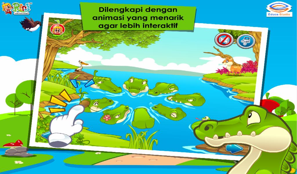 Cerita Anak Kancil Dan Buaya For Android Apk Download