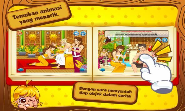 Cerita Anak: Lutung Kasarung dan Putri Purbasari screenshot 6