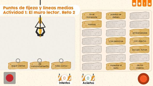 VZ | Exprésate Lector Unidad 3 screenshot 5