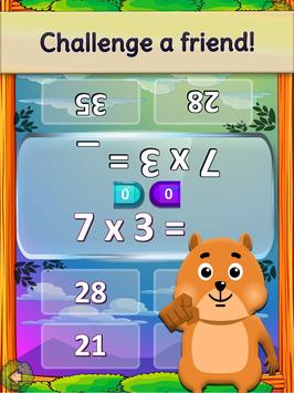 Table De Multiplication Entre Amis - Jeu de maths capture d'écran 13
