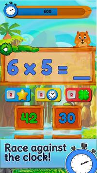 Table De Multiplication Entre Amis - Jeu de maths capture d'écran 7
