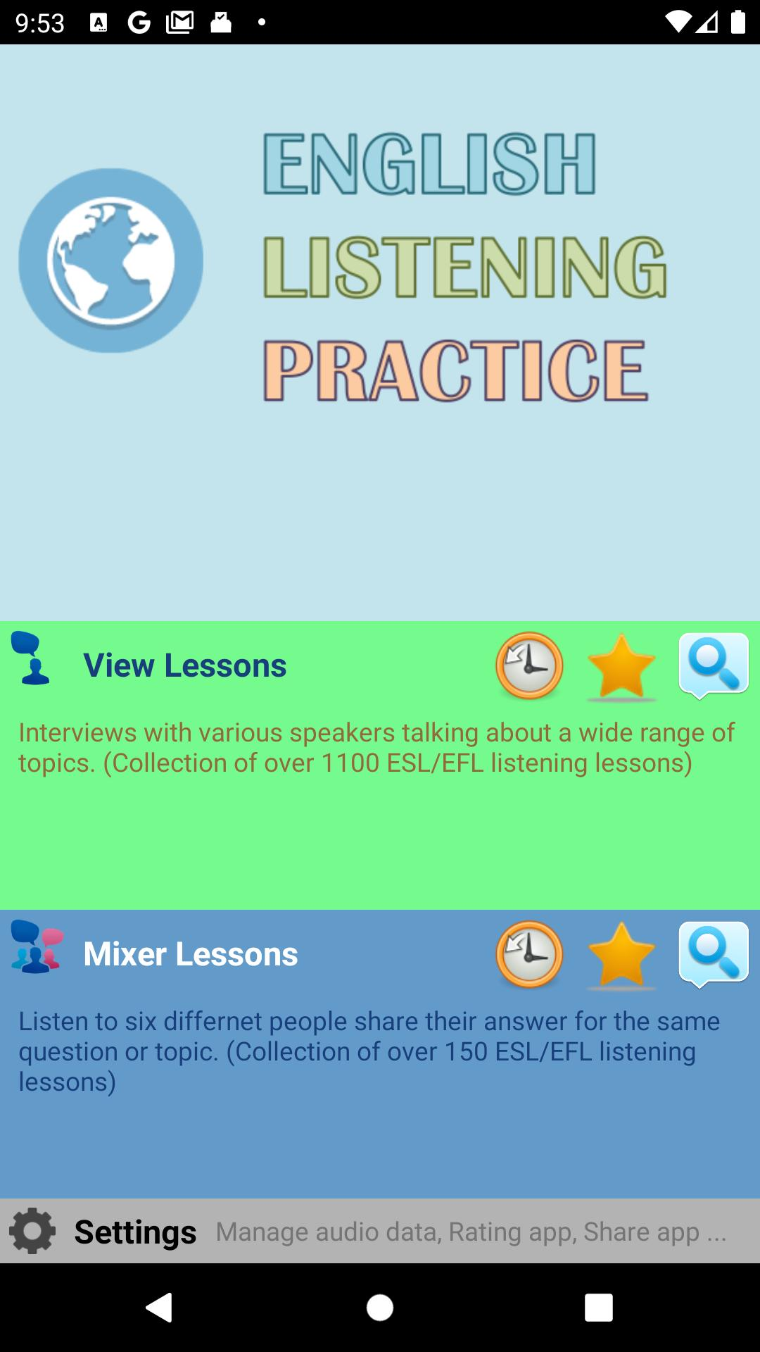 English Listening for Android - APK Download