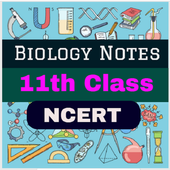 Biology Notes of 11th Class icon