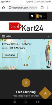 DealKart24 poster
