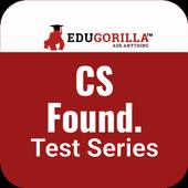 CS Foundation: Online Mock Tests icon