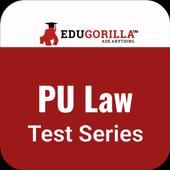 PU UGLAW: Online Mock Tests icon