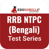 RRB NTPC (Bengali) Exam: Online Mock Tests icon