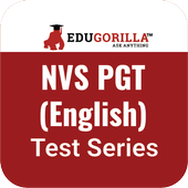 NVS PGT English: Online Mock Tests icon