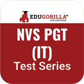 NVS PGT IT Exam: Online Mock Tests icon