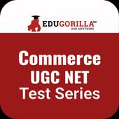 NTA UGC NET (Commerce): Online Mock Tests icon