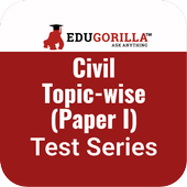 UPSC Prelims Topic-Wise (Paper I): Online Tests icon