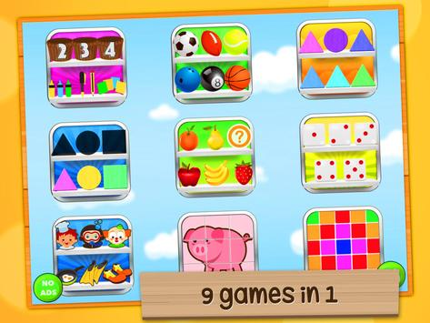 Toddler & Baby Games screenshot 12