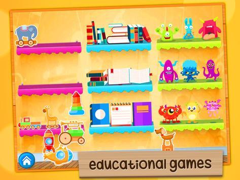 Toddler & Baby Games screenshot 1