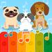 Xilófono musical para bebés