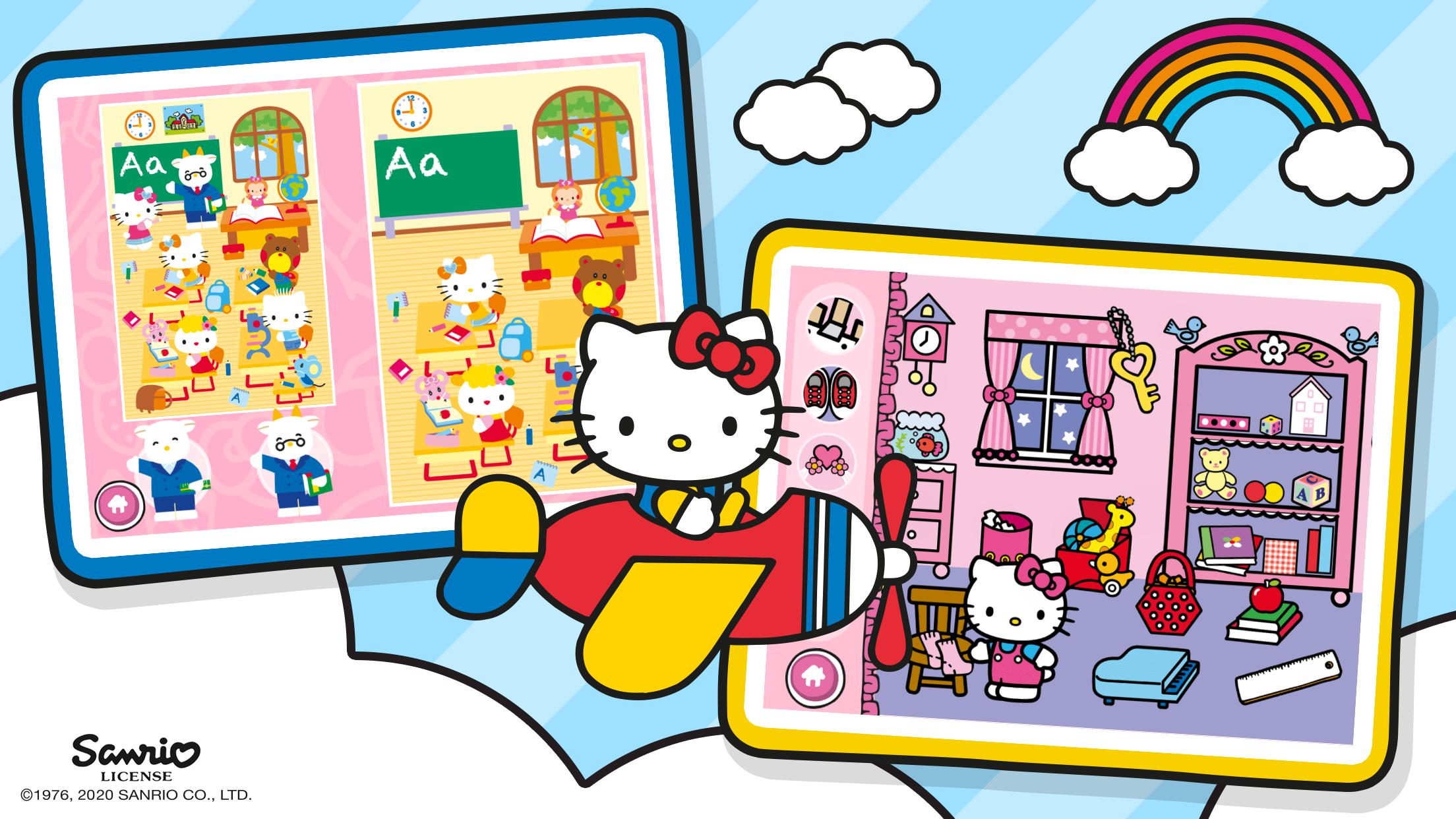 Hello Kitty Educational Games For Android Apk Download