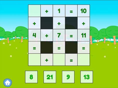 Juegos Educativos. Matemática captura de pantalla 14