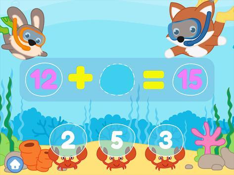 Juegos Educativos. Matemática captura de pantalla 16